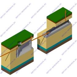 Автономная энергонезависимая канализация для загородного дома АК-ЛАДОМИР 2.5